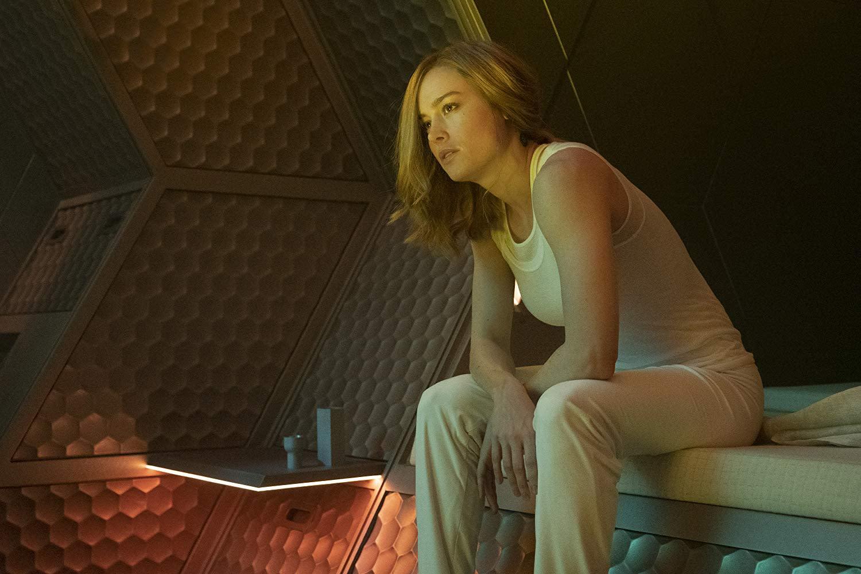 Brie Larson provides 'Captain Marvel 2' update