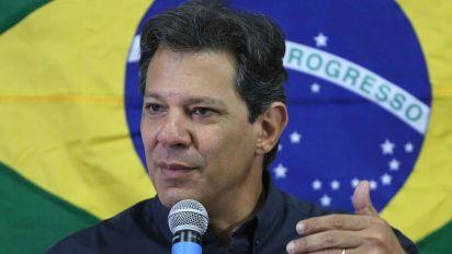 Bolsonaro e Haddad levam debate para redes sociais