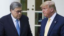 Exigen la renuncia del fiscal general William Barr