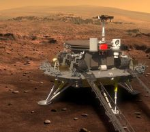 China prepares to land its Zhurong rover on Mars