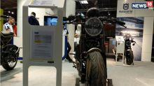 Paris Motor Show 2018: Husqvarna Vitpilen 401 Motorcycle Showcased - Image Gallery