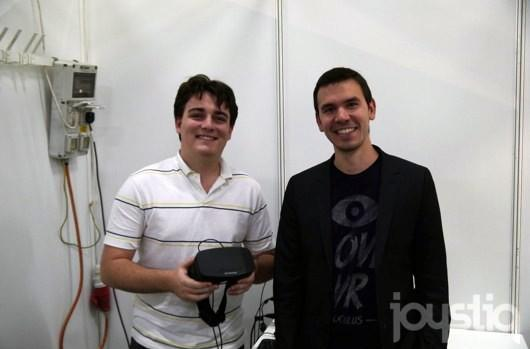 Four virtual reality game ideas from the creator of Oculus Rift