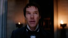 'The Current War'' trailer: Benedict Cumberbatch and Michael Shannon battle over electricity