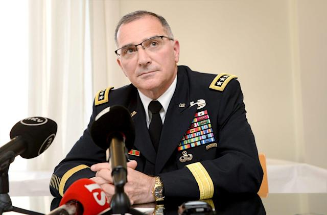 US general says efforts to combat Russian meddling aren't going well