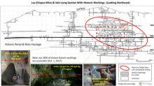 SilverCrest Identifies Bonanza Grade Area at Las Chispas; 4.5 Metres grading 2,516 gpt AgEq*