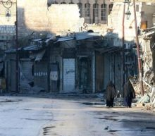 Monitor says Syrian army seizes Aleppo Old City from rebels