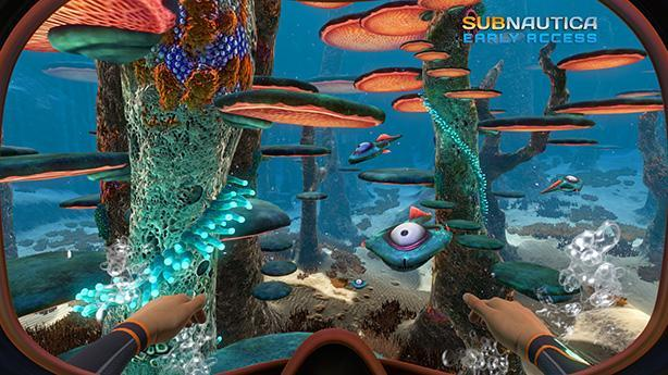 Natural Selection 2 dev's 'Subnautica' dives into Steam Early Access