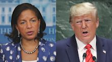 Susan Rice claims U.S. reputation would be 'unsalvageable' and 'irreparably damaged' with Trump re-election