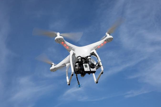 London police consider using drones to pursue motorbike thieves