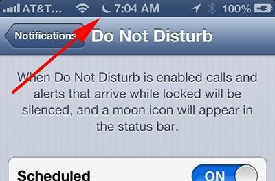 DND bug: Apple will only disturb you until the 7th