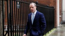 Factbox: Who is Dominic Raab, Britain's standby leader?