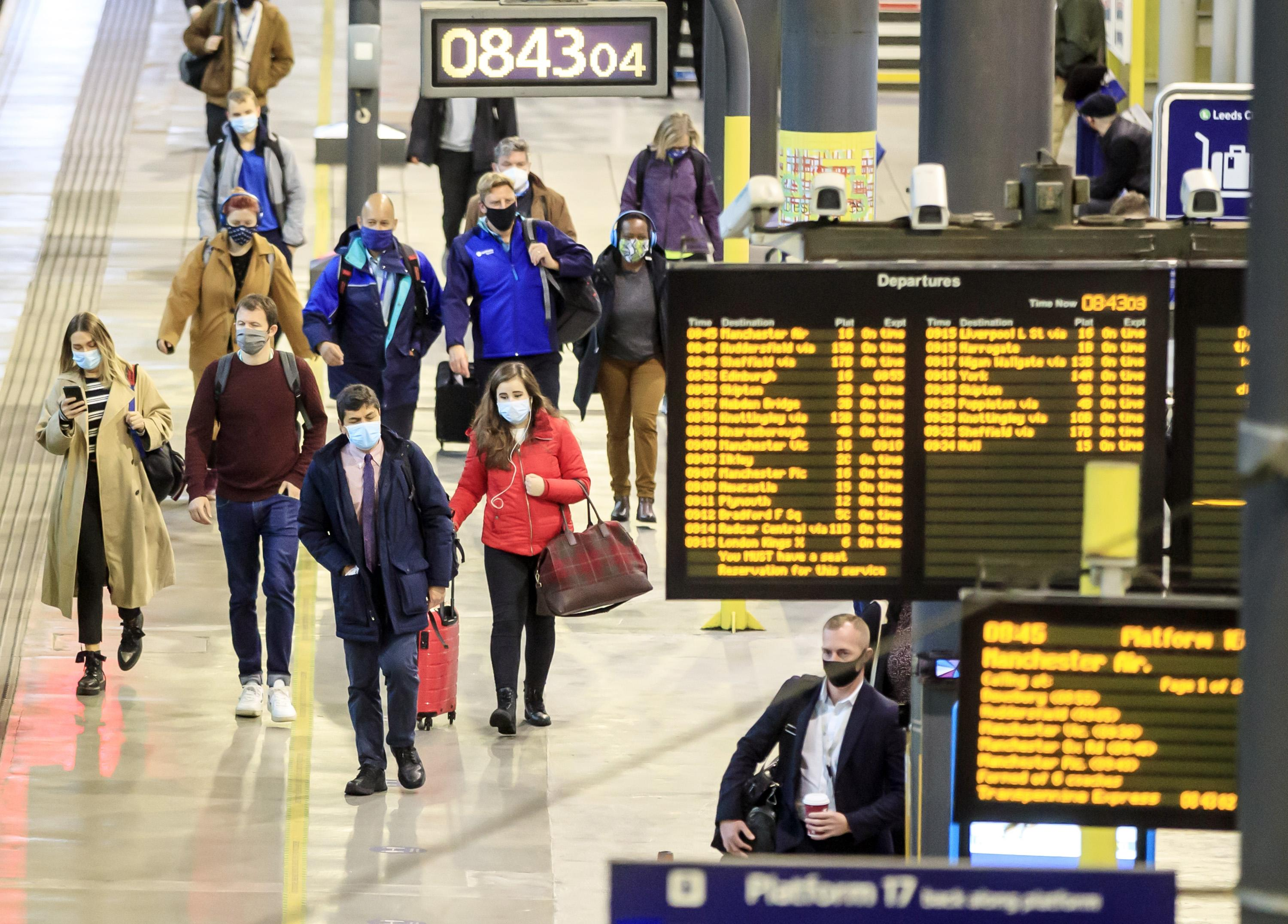 Calls for public ownership of railways as minister says privatisation 'no longer working'