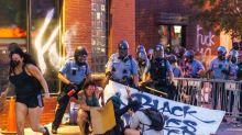 Angry US protests for second night over police killing of black man