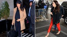 Meghan Markle returns to London on $260,000 private jet reportedly paid for by Amal Clooney