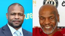 Tyson says 'kid' is under control as he prepares for Roy Jones Jr bout