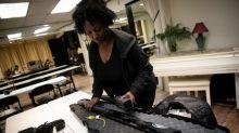 U.S. gun sales soar amid pandemic, social unrest, election fears