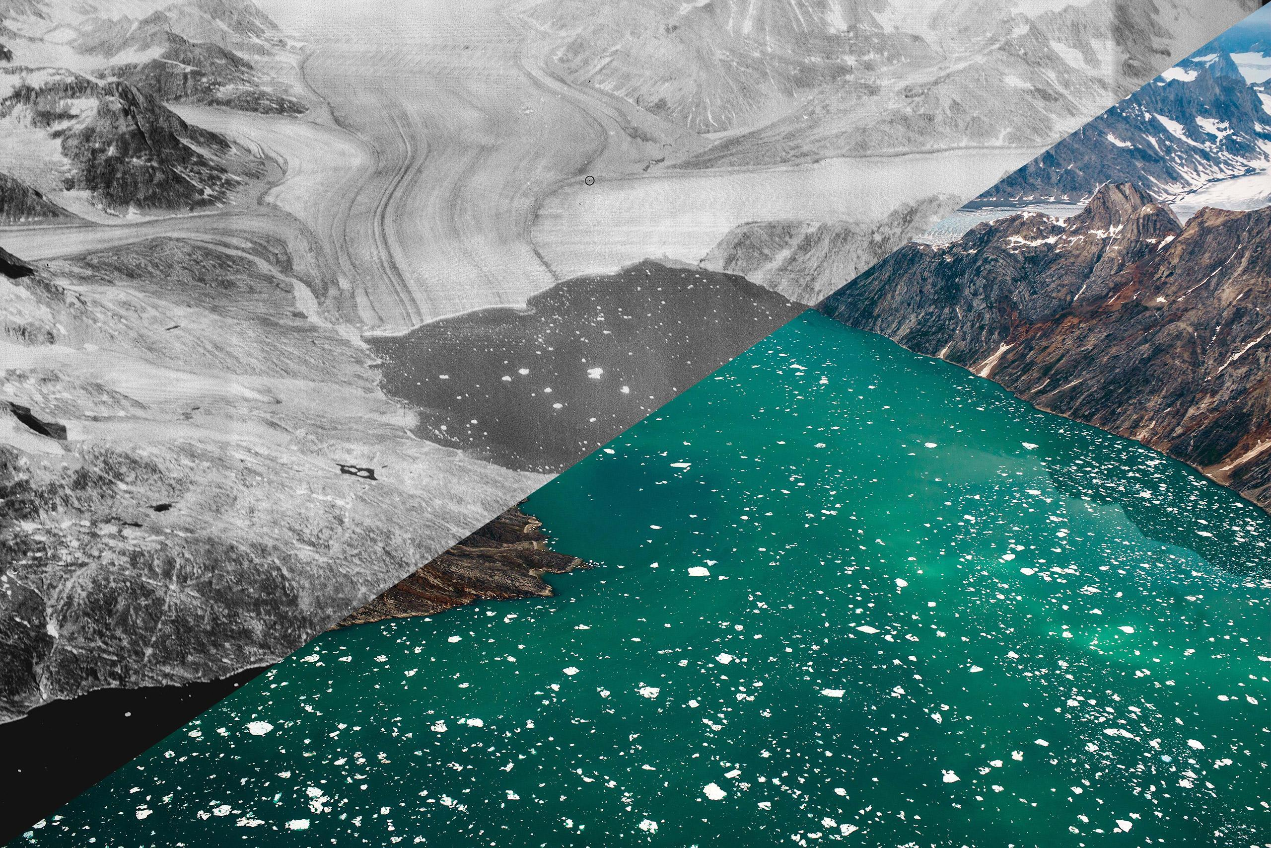These Photos Show How Hard Climate Change Has Hit Greenland