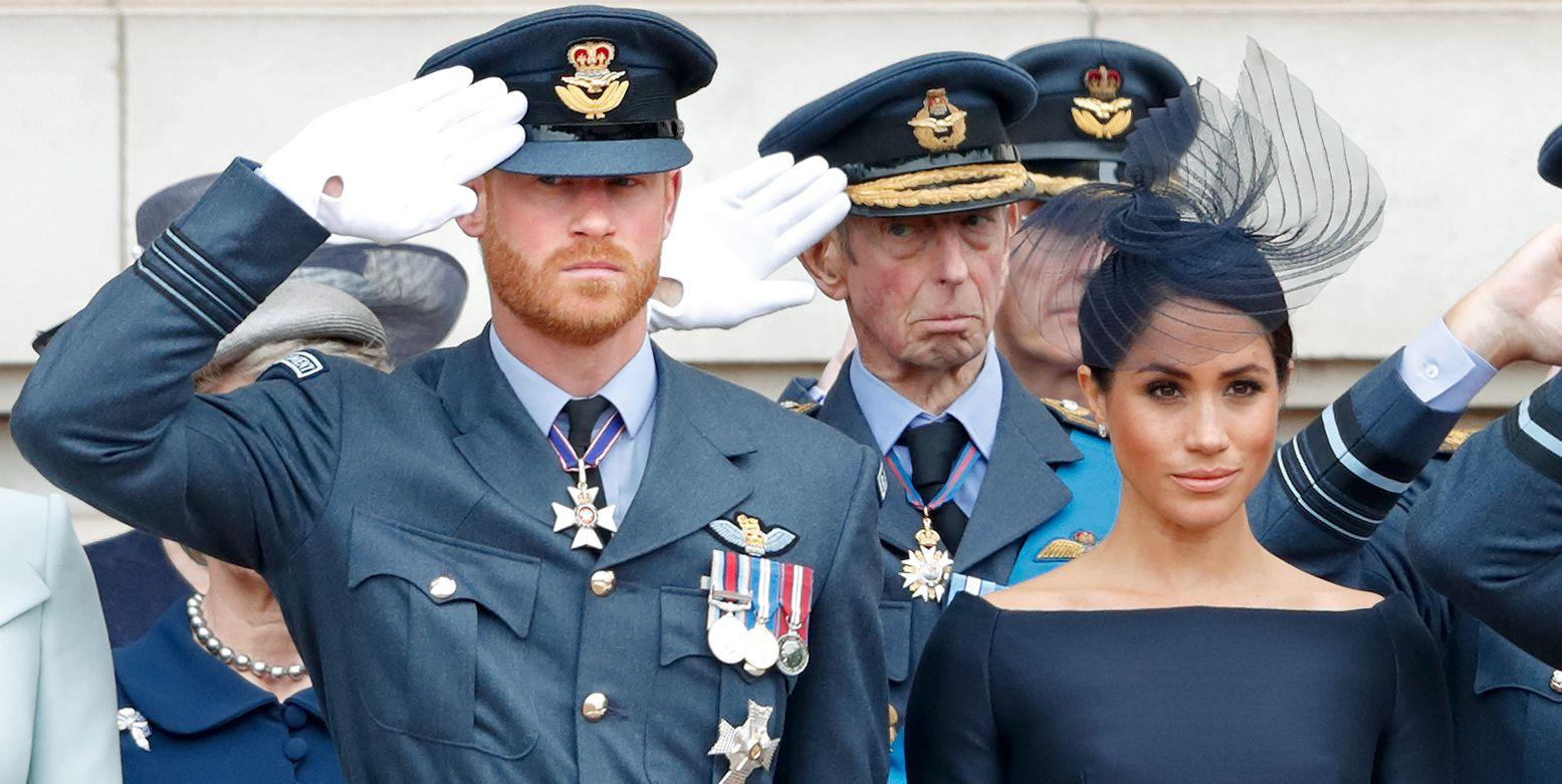 Meghan Markle and Prince Harry Are Reportedly Very Frustrated Her Dad Keeps Giving Paid Interviews