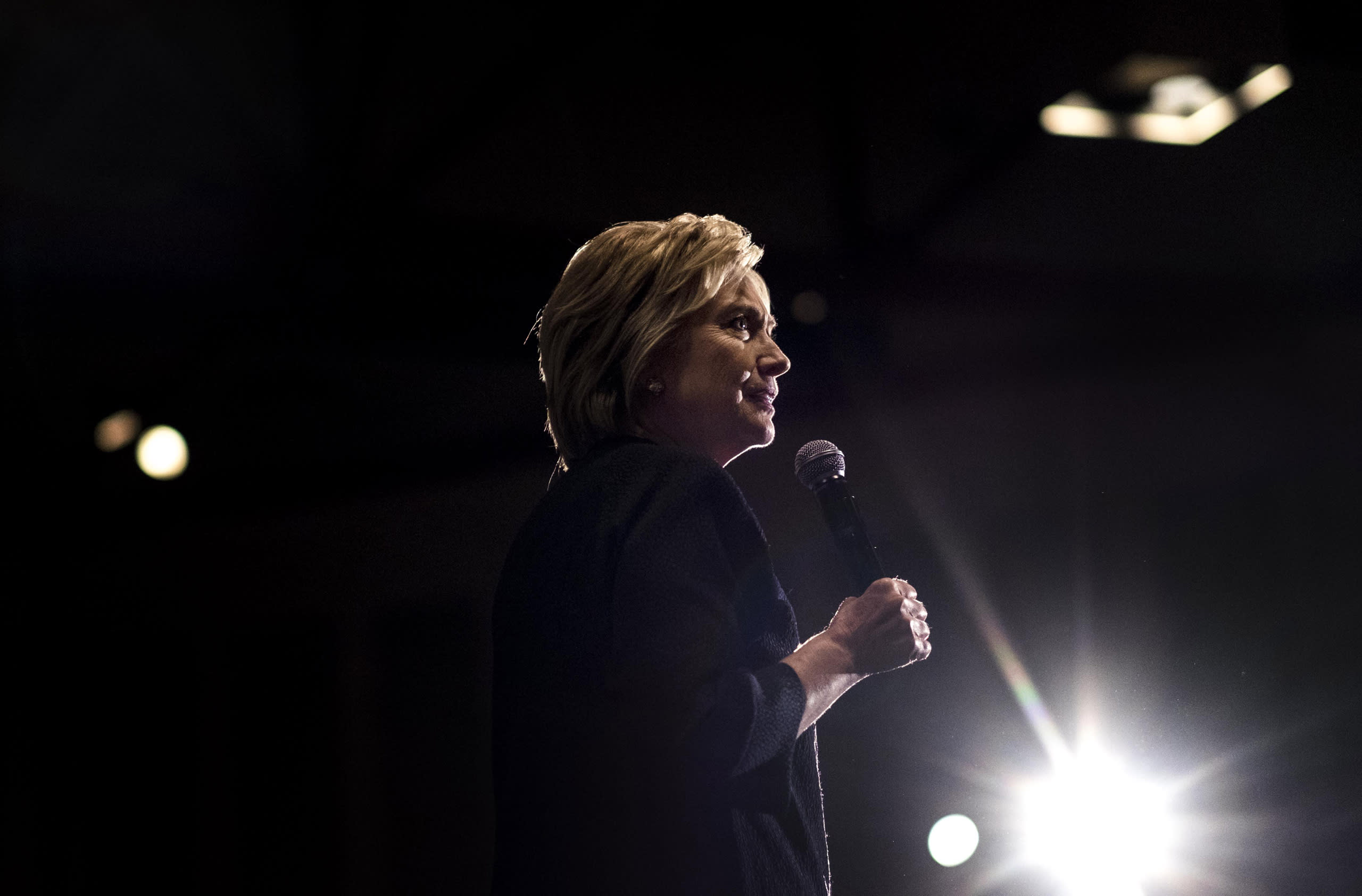 Hillary Clinton Has a Lot to Say About Her Emails. Much of It Isn't True