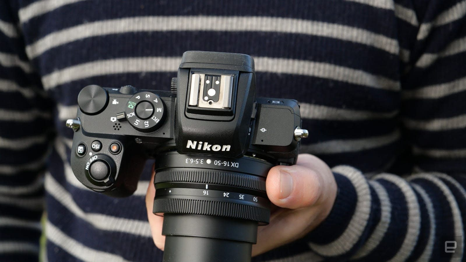 Nikon Z50 APC mirrorless camera review