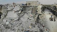 Novos bombardeios e combates matam 45 pessoas no noroeste da Síria