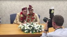 This Couple Want To Prove You Can Be Gay And Muslim With Their Wedding
