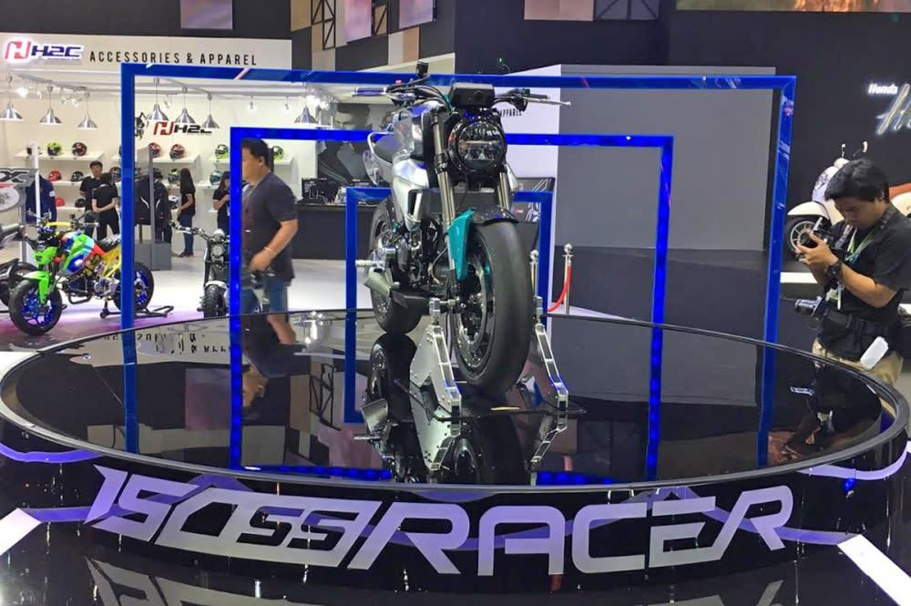 150SS Racer Concept。