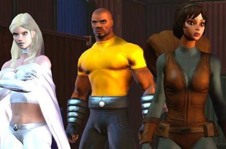 Marvel Heroes dev blog talks PvP, defense, and new heroes