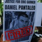 New York police fire officer who placed Eric Garner in deadly chokehold