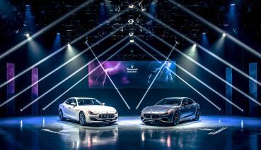 油電動力上身!Maserati Ghibli MHEV售價358萬元起登台