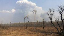 Los incendios en Bolivia no dan tregua: crecen los daños y la tensión política