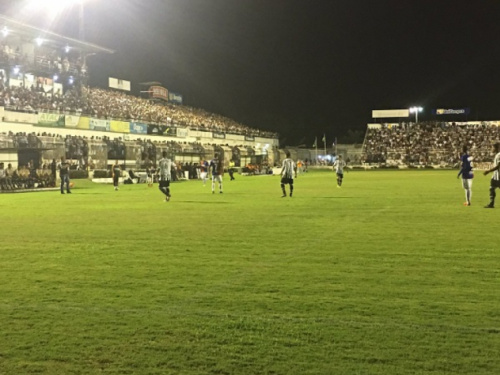 Asa-AL e Paraná ficam no zero no jogo de ida da Copa do Brasil