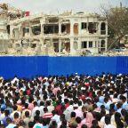 Somalia truck bomb death toll jumps to 358 dead