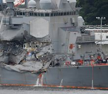 USS Fitzgerald's Leadership Removed Over Poor Seamanship