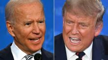 Trump, Biden in competing town halls with president in uphill battle