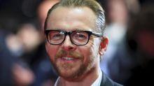 Simon Pegg undergoes radical transformation for new film Inheritance: 'You've gone full Christian Bale'