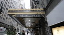 New York's Roosevelt Hotel, seen in movies from 'The Irishman' to 'Wall Street', to close due to coronavirus