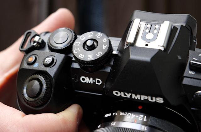 Olympus is giving up on cameras