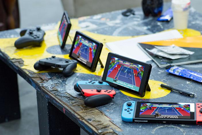 Nintendo is selling way more Switches than it predicted