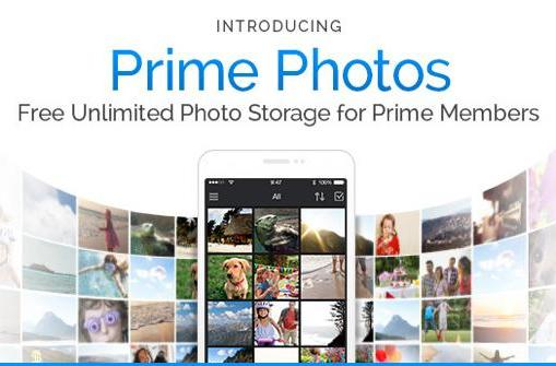 Amazon launches Prime Photos, cloud storage for iOS