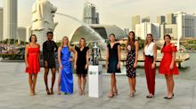 Top tennis players challenge for number one spot at WTA Finals