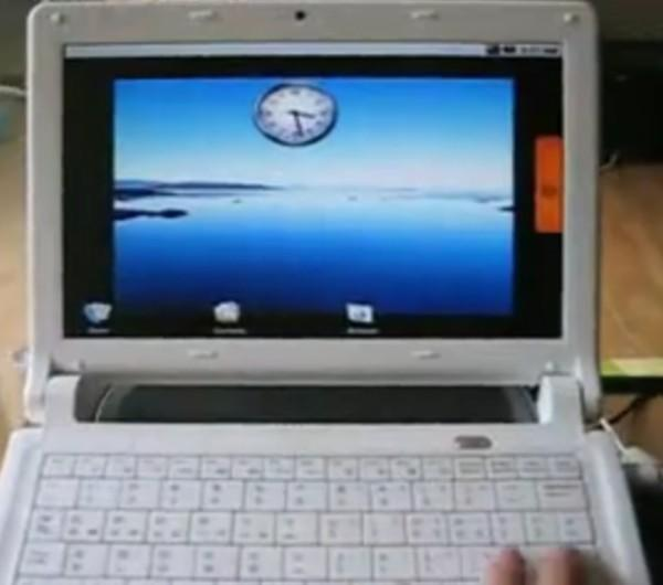 I-Buddie shows off its Android netbook prototype