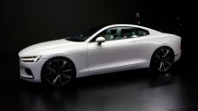 Volvo says electric car unit Polestar could list one day