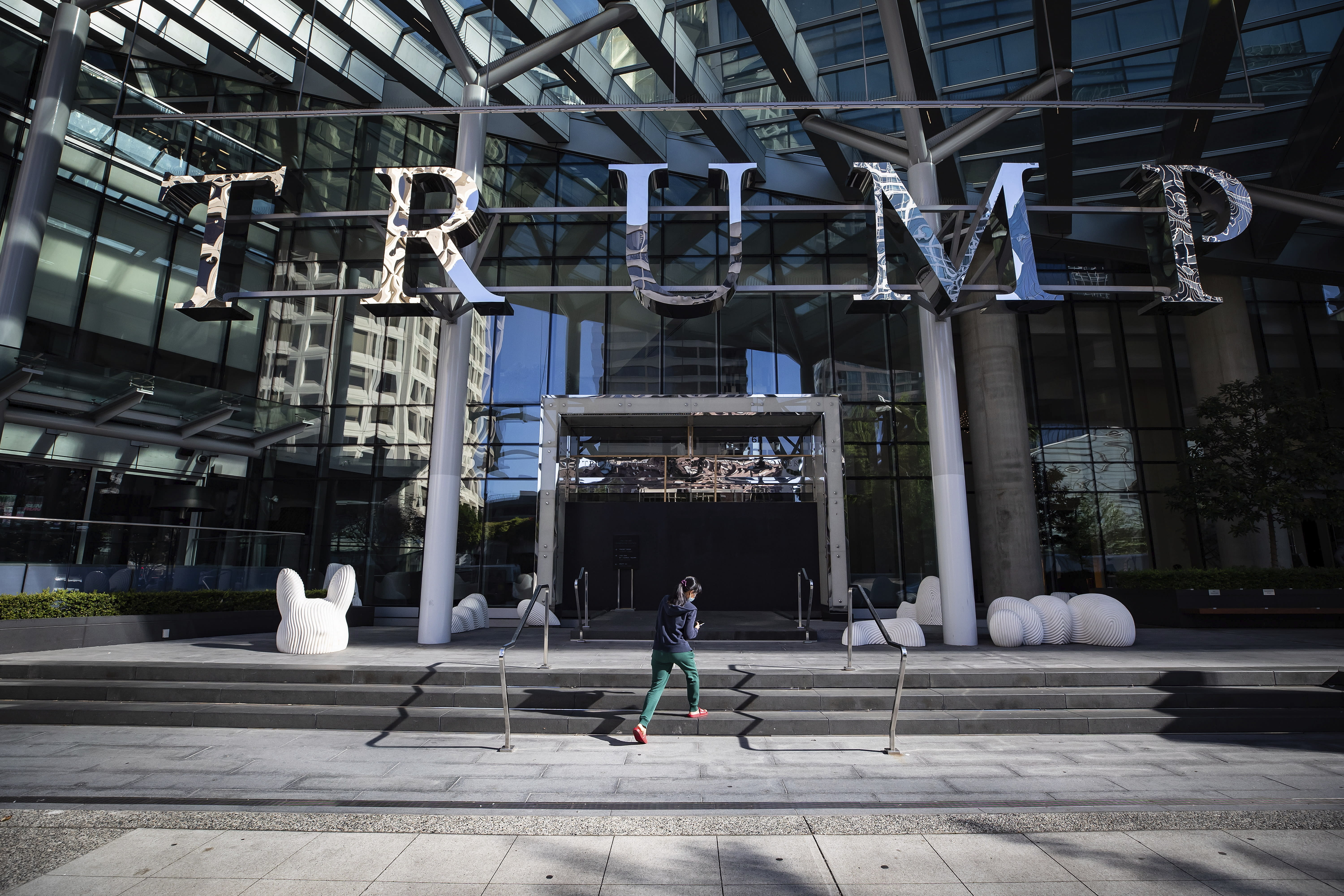 Trump International Hotel in Vancouver Closes Amidst Bankruptcy Filing