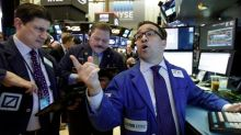 Volatility helping investors rebalance their portfolios?