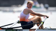 Olympics-Rowing-Dutchman Florijn ruled out after positive COVID-19 test