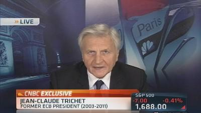 Trichet: 'Structural changes' needed for global jobs grow...