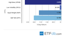 ETF Scorecard: November 16 Edition
