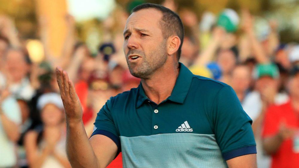 El golfista Sergio García hará el saque de honor del Clásico