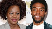 "Viola Davis Recalls What It Was Like to Work With ""Great Artist"" Chadwick Boseman"